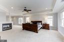 Bedroom - 43853 GOSHEN FARM CT, LEESBURG