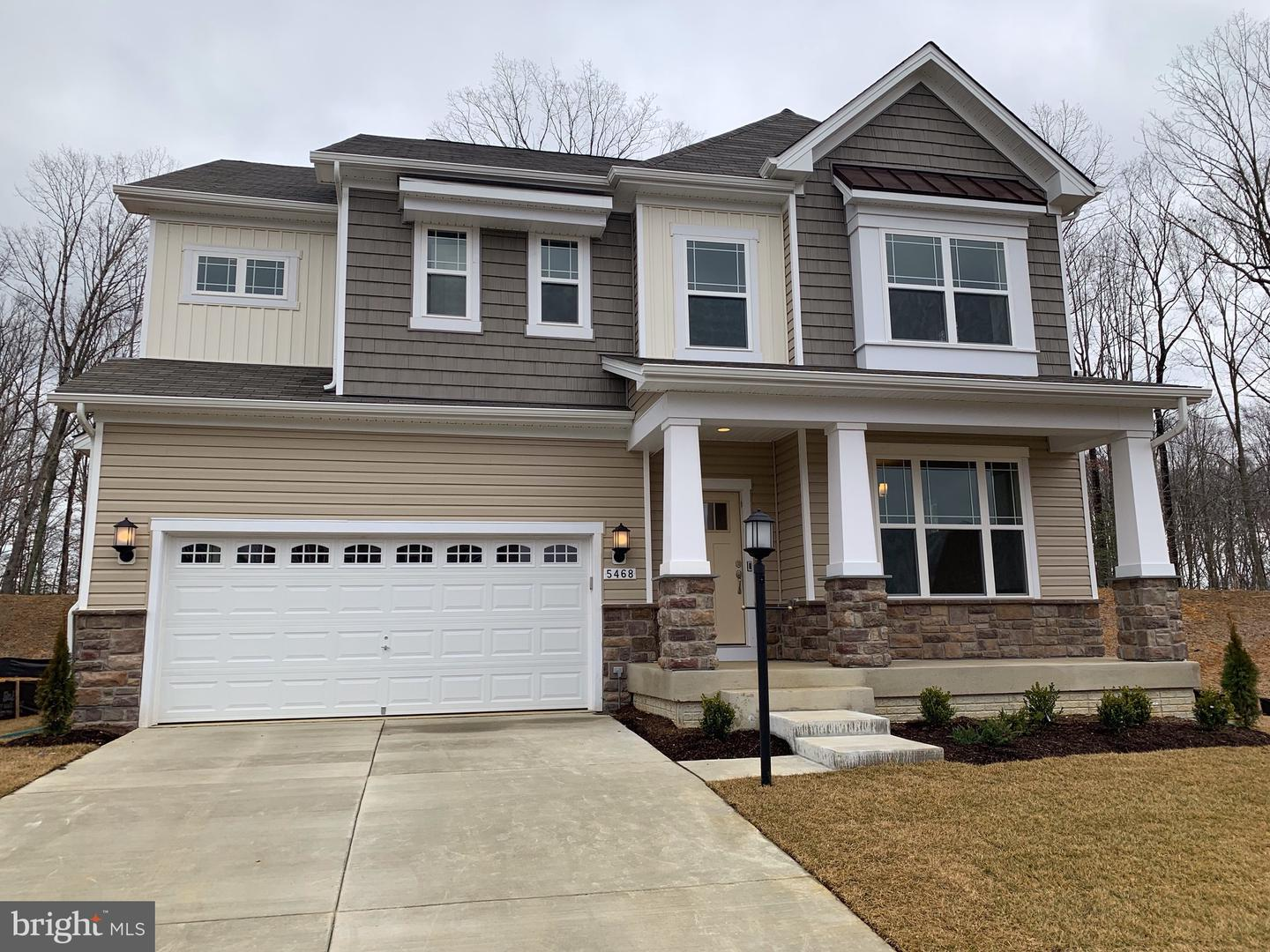 Photo of home for sale at 5468 Dundee Lane, White Plains MD
