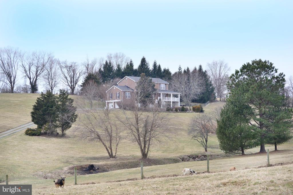 You're own little piece of the country - 39520 SWEETFERN LN, LOVETTSVILLE
