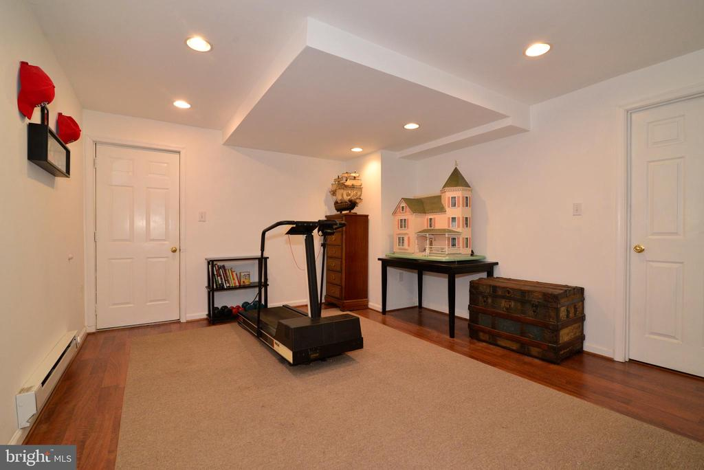 With entry to garage and front walkout - 39520 SWEETFERN LN, LOVETTSVILLE