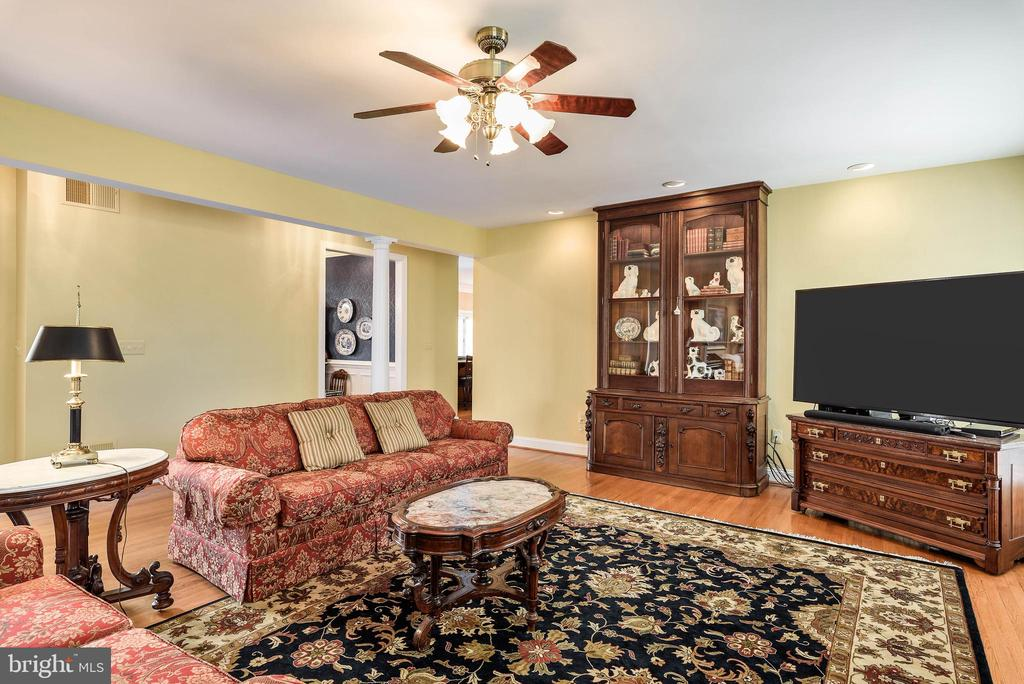 Main Level Living Room - 35190 DORNOCH CT, ROUND HILL