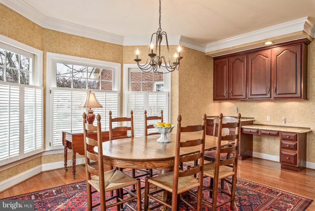 Breakfast Room, Kitchen - 35190 DORNOCH CT, ROUND HILL