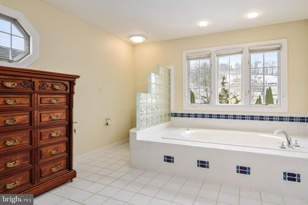 Master Bath Large Jetted Spa - 35190 DORNOCH CT, ROUND HILL