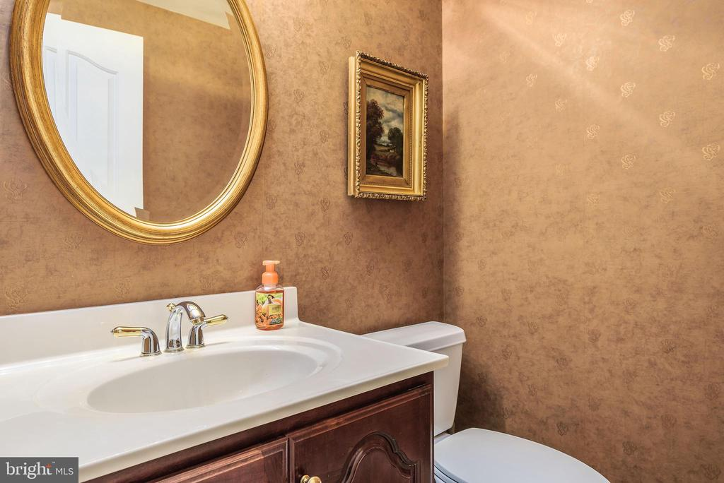 Lower Level Half Bath - 35190 DORNOCH CT, ROUND HILL