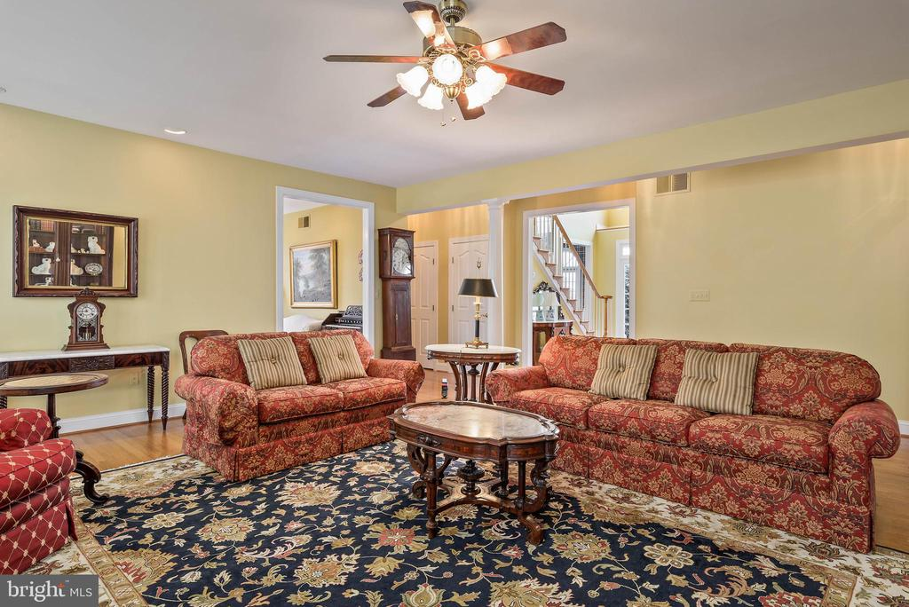 Large Living Room - 35190 DORNOCH CT, ROUND HILL