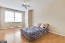 Large Bedroom 2 on Upper Level - 9087 GOLDEN SUNSET LN, SPRINGFIELD