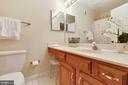 Full Bathroom on Upper Level - 9087 GOLDEN SUNSET LN, SPRINGFIELD