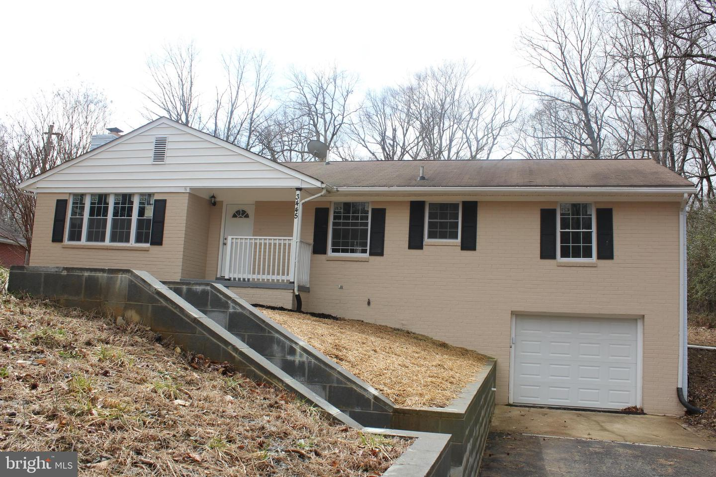 Photo of home for sale at 3445 Laurel Drive, Indian Head MD