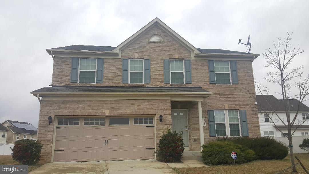 Photo of home for sale at 4696 Manito Court, Waldorf MD