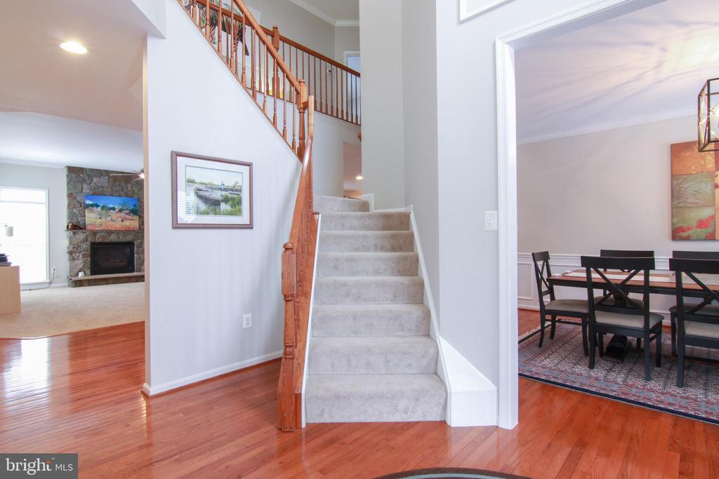 Foyer - 42277 PROVIDENCE RIDGE DR, CHANTILLY