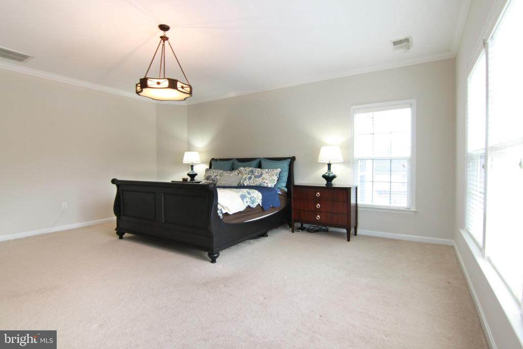 Master Bedroom - 42277 PROVIDENCE RIDGE DR, CHANTILLY