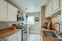 Updated Kitchen - 5308 HUNTINGTON PKWY, BETHESDA