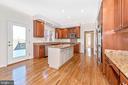 Kitchen- Breakfast Nook - Table Space - 5580 BROADMOOR TER N, IJAMSVILLE