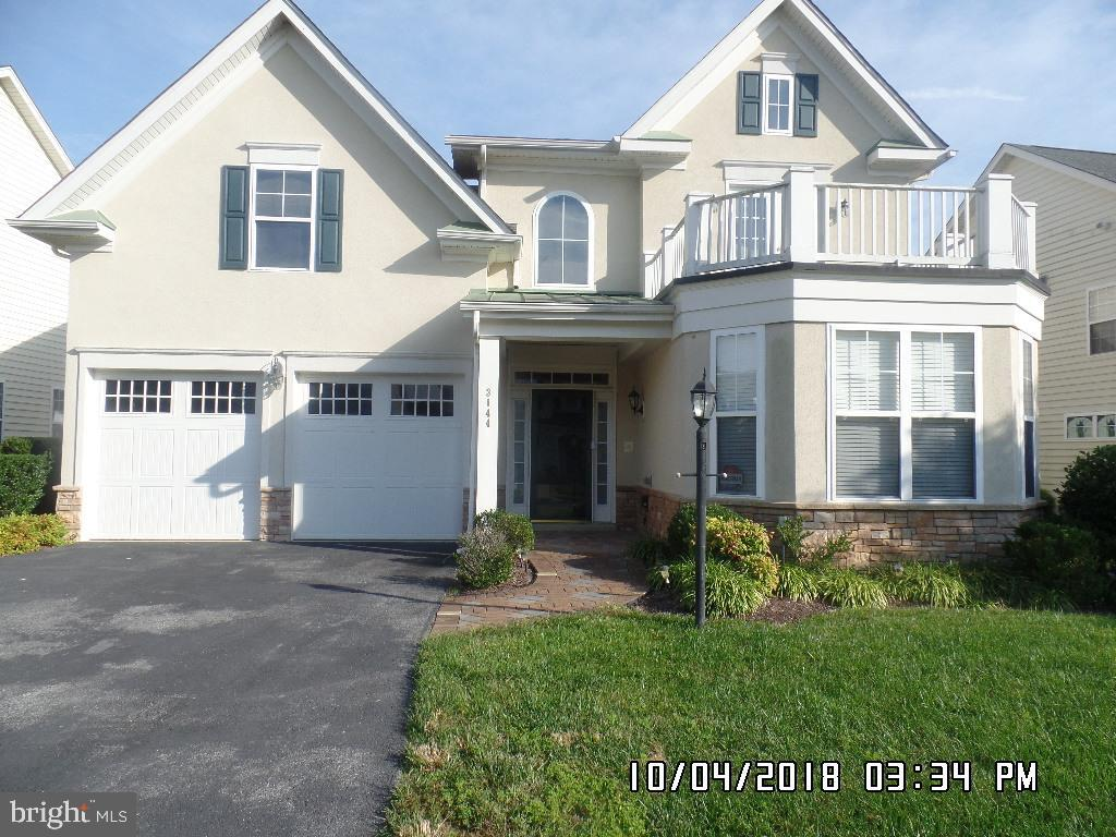 Photo of home for sale at 3144 Heartleaf Lane, Waldorf MD