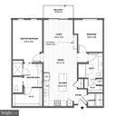 Lexington Floor Plan - 44691 WELLFLEET DR #302, ASHBURN