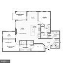 Amsterdam Floor Plan - 44691 WELLFLEET DR #310, ASHBURN