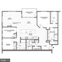 Metropolitan Floor Plan - 44691 WELLFLEET DR #505, ASHBURN