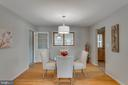 Entertain here. - 6808 HACKBERRY ST, SPRINGFIELD