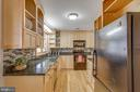 A cooks two step kitchen for efficiency - 6808 HACKBERRY ST, SPRINGFIELD