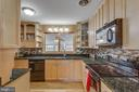 So much counter space! - 6808 HACKBERRY ST, SPRINGFIELD