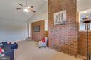 Peek through to the living room. - 6808 HACKBERRY ST, SPRINGFIELD