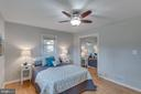 Newer lighting in the master - 6808 HACKBERRY ST, SPRINGFIELD