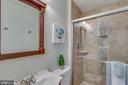 Updated master bath - 6808 HACKBERRY ST, SPRINGFIELD