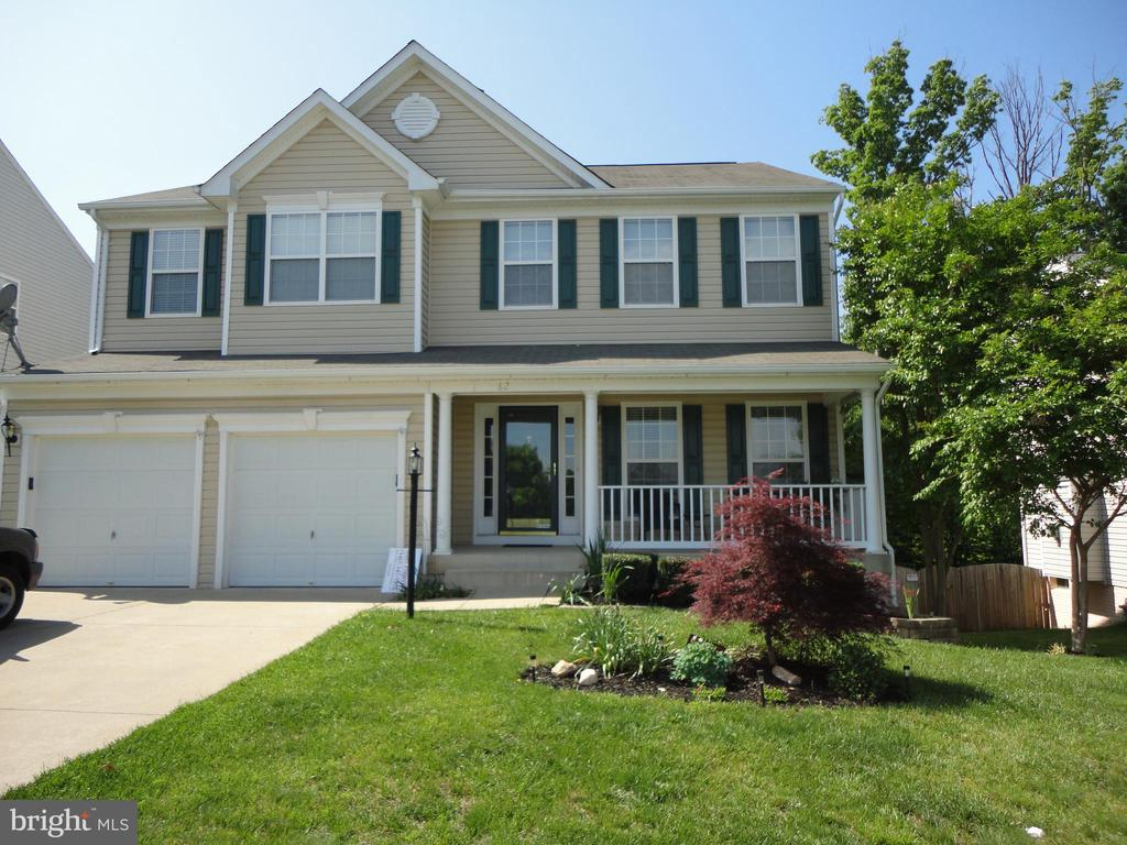 Front - 62 CHADWICK DR, STAFFORD
