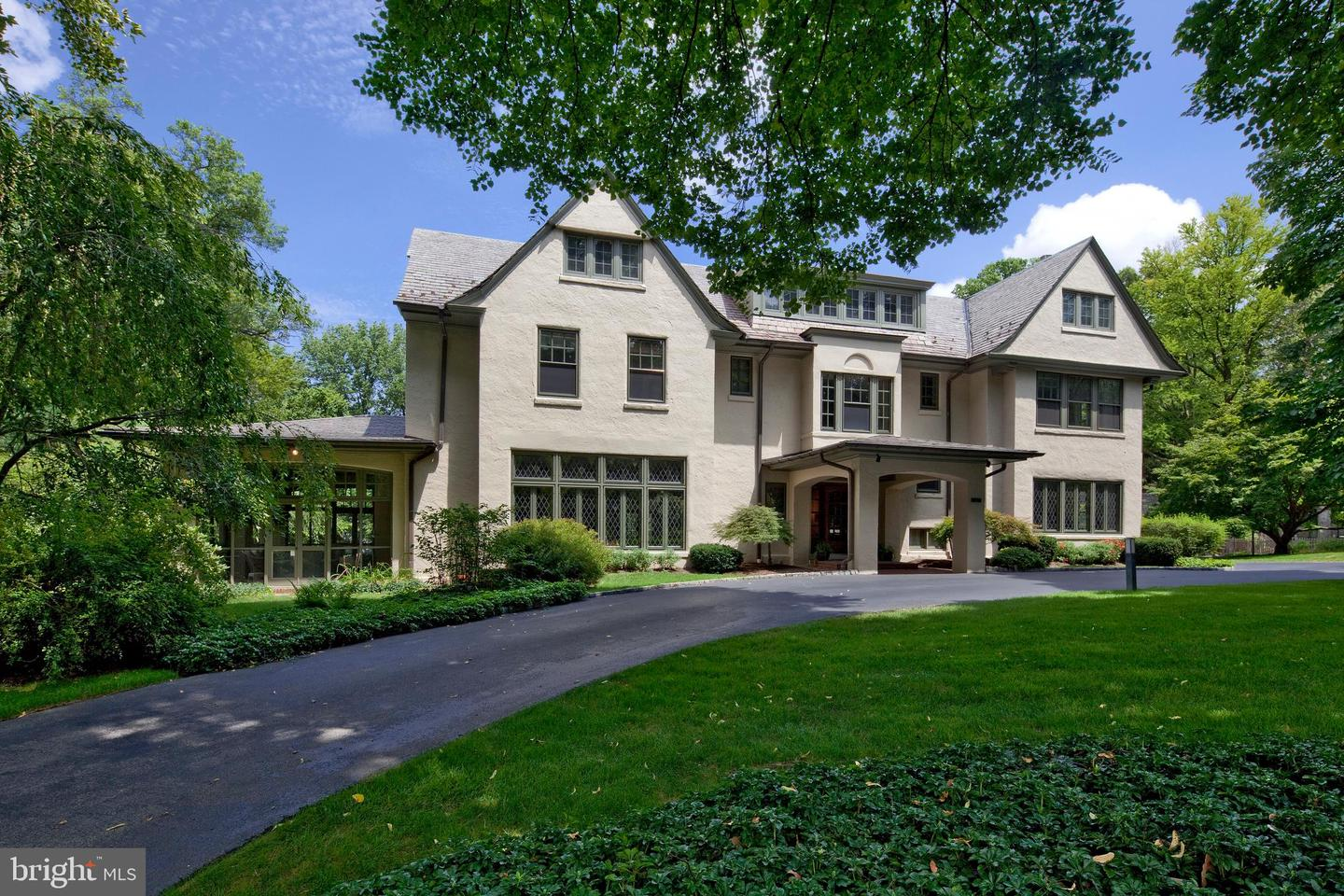 Single Family Homes for Sale at Haverford, Pennsylvania 19041 United States