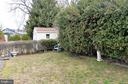 Back Yard - 1205 N QUINCY ST, ARLINGTON