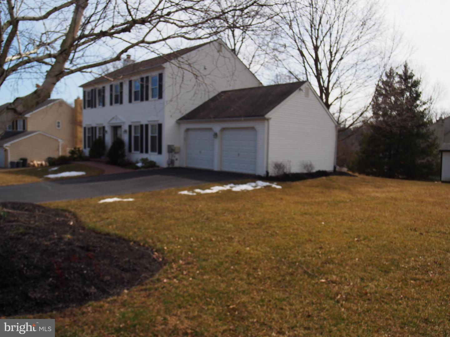 Photo of home for sale at 37 Summer Drive, Southampton PA