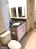 Bath is Also Entered from the Foyer - 11760 SUNRISE VALLEY DR #808, RESTON
