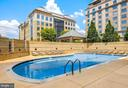 Swim When Just Outside the Lounge Area - 11760 SUNRISE VALLEY DR #808, RESTON
