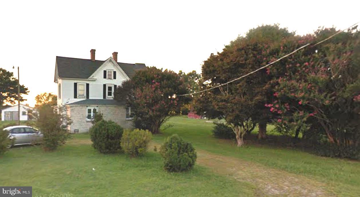 Single Family Homes للـ Sale في Greenbush, Virginia 23357 United States