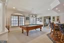 Billiards Room - 11371 JACKRABBIT CT, POTOMAC FALLS