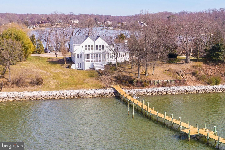 Single Family Homes für Verkauf beim Annapolis, Maryland 21403 Vereinigte Staaten