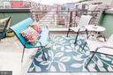 Expensive views of Mosiac district from rooftop - 8337 LOOKING GLASS WAY, FAIRFAX