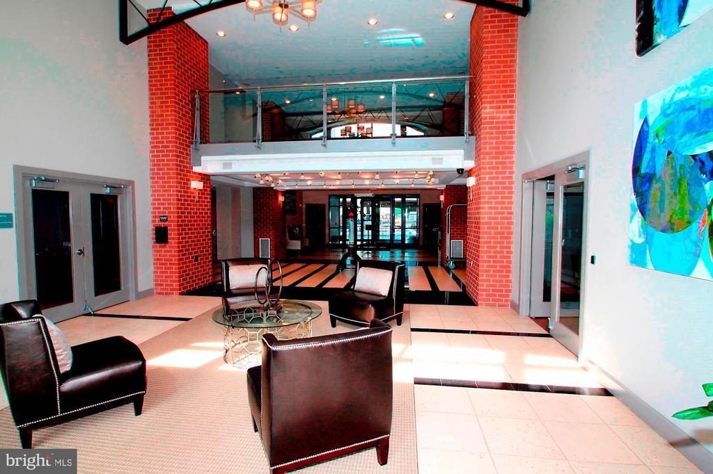 Lobby - 1021 N GARFIELD ST #445, ARLINGTON