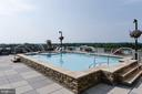 Rooftop Pool - 1021 N GARFIELD ST #445, ARLINGTON