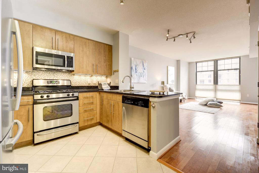 Welcome Home! - 1021 N GARFIELD ST #445, ARLINGTON