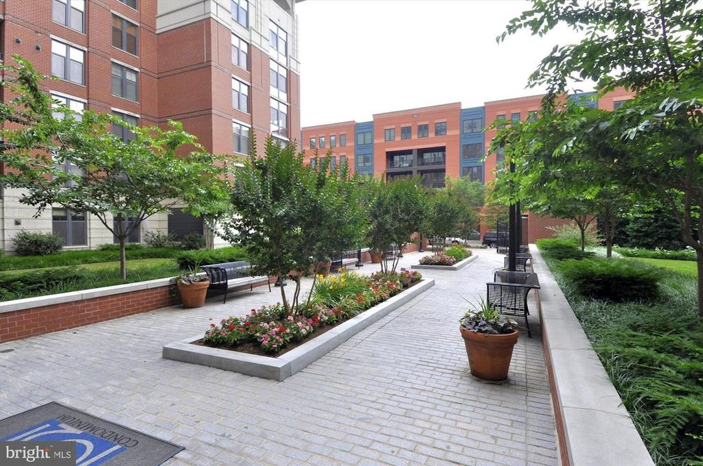 Green Space - 1021 N GARFIELD ST #445, ARLINGTON