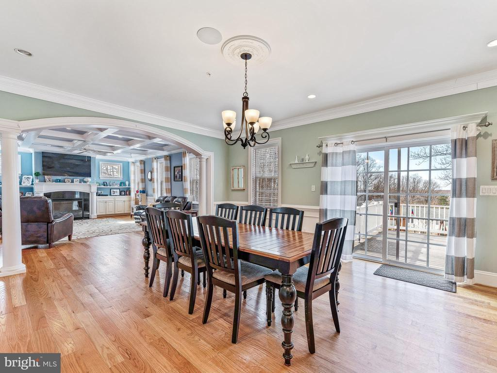Casual Dining Room - 16600 EMORY LN, ROCKVILLE