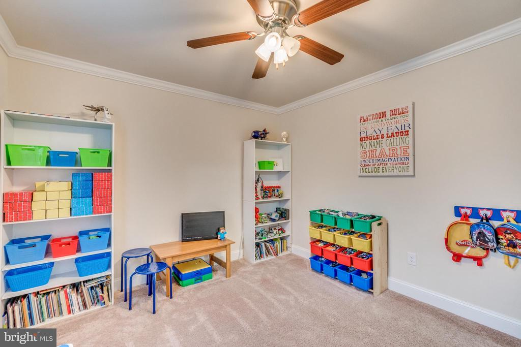 Bedroom #3 or Play Area/Office - 26264 WISDOM TREE LN, UNIONVILLE