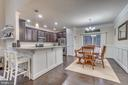 Kitchen and Dining - 26264 WISDOM TREE LN, UNIONVILLE