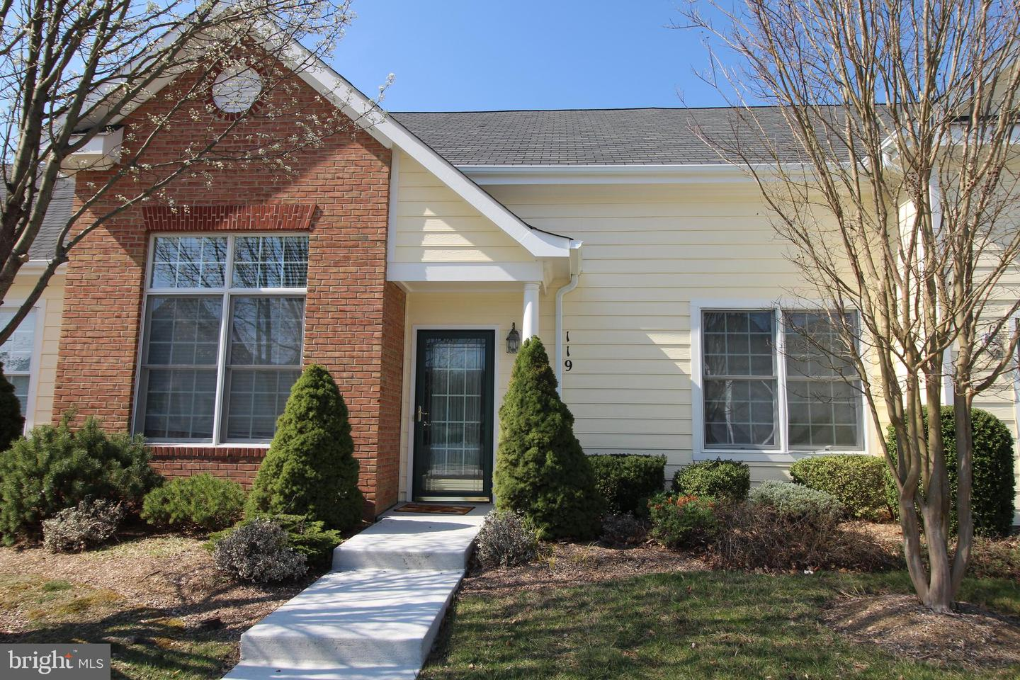 Photo of home for sale at 119 Madison Street, La Plata MD