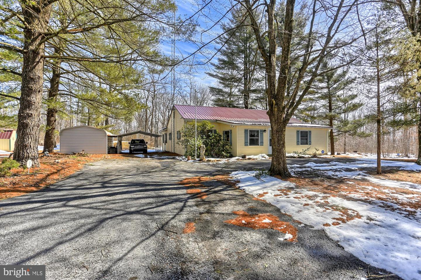 Single Family Homes for Sale at Newburg, Pennsylvania 17240 United States