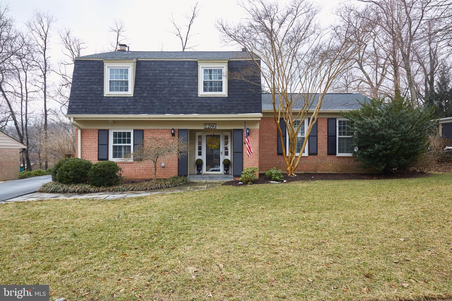 1286 BARTONSHIRE WAY, POTOMAC, Maryland
