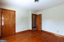 Another view of BDRM #2 - 11723 ROBINWOOD DR, HAGERSTOWN