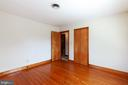 another view of BDRM #1 - 11723 ROBINWOOD DR, HAGERSTOWN
