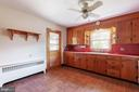 Mid century modern - original cabinets/counters - 11723 ROBINWOOD DR, HAGERSTOWN